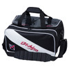 KR Strikeforce Fast Double Tote with Shoes Black/White