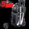 KR Strikeforce Fast Triple Roller Black/White