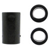 Vise Lady Oval & Power Oval Inserts - Black