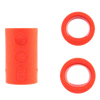 Vise Oval & Power Oval Inserts - Orange