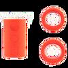 Vise Oval & Power Oval Inserts - Orange
