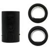 Vise Power Lift & Oval Bowling Insert - Black