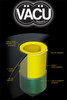 Vise Inserts Vacu Sleeve diagram for installation in your bowling ball