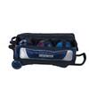 KR Strikeforce NFL Dallas Cowboys Triple Roller Bowling Bag ball detail