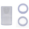 Vise Oval & Power Oval Insert - Clear