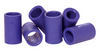 Vise Oval with Nubs Bowling Inserts - Grape Color - Group of grips