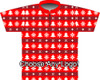 BBR Red Ugly Sweater Sublimated Jersey