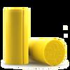 Vise Grip Vinyl Thumb Slug for Bowling Balls - Yellow