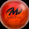 Motiv Venom Recoil Bowling Ball Motiv Logo