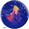 OTBB Disney's Sleeping Beauty Bowling Ball back