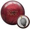 Radical Counter Attack Pearl Bowling Ball and Core