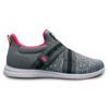 Brunswick Versa Womens Bowling Shoes Grey/Pink