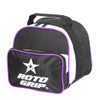 Roto Grip RG Caddy 1 Ball Add-A-Bag - Black/White/Purple