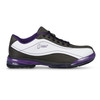 Hammer Lady Force Bowling Shoes White/Black/Purple Right Handed side