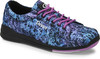 Dexter Womens Ultra Bowling Shoes Black Abstract