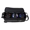 KR Strikeforce LR3 Sport Triple Roller Black bag storage