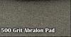 CTD TruCut Sanding Pad - 3 pack - You Select Grit