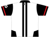 900 Global Bowling Jersey by Logo Infusion - 01579G - Back of Jersey