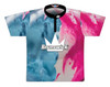 Brunswick Bowling Jersey by Logo Infusion - 0289BR - Front of Jersey