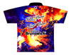 Brunswick Bowling Jersey by Logo Infusion - 0293BR - Back of Jersey with Sample Text
