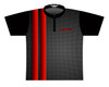 Brunswick Bowling Jersey by Logo Infusion - 0308BR - Front of Jersey