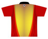 Brunswick Bowling Jersey by Logo Infusion - 0524BR - Back of Jersey