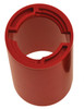 Turbo 2-n-1 Switch Grip Outer Sleeve - Red