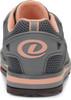 Dexter THE 8 Power-Frame Boa Women's Bowling Shoes Grey/Peach