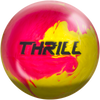 Motiv Thrill Pink/Yellow Pearl Bowling Ball