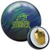 Ebonite Stinger Hybrid Bowling Ball and Core