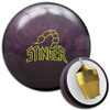 Ebonite Stinger Pearl Bowling Ball and Core