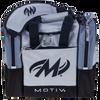 Motiv Shock 1 Ball Bag Silver