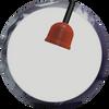 Columbia 300 White Dot Black/Purple/Silver Bowling Ball core