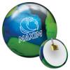 Ebonite Maxim Northern Lights Bowling Ball and Core