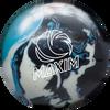 Ebonite Maxim Bowling Ball - Captain Planet