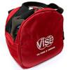 Vise Add-On Bag Bowling Ball Bag - Red
