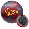 Big Bowling Idea Pearl Bowling Ball and Core Design