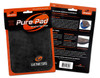 Genesis Pure Ultra Performance Bowling Ball Wipe Pad - Black - in package