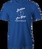 Buddies Pro Shop Logo T-Shirt - Heather Navy