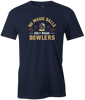 No Magic Ball, Only Magic Bowlers Bowling Shirt - Navy - brought to you by BuddiesProShop.com