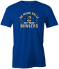 No Magic Ball, Only Magic Bowlers Bowling Shirt - Blue - brought to you by BuddiesProShop.com