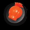 Hammer Web Pearl Bowling Ball Jade/Smoke core