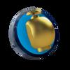 Ebonite Game Breaker Asym Bowling Ball Core