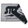 Storm Black/Grey Cotton Bowling Towel