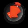 Hammer Black Widow Ghost Pearl Bowling Ball core