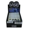 Vise #3 Pre-Cut Hada Patch Tape Aqua Number 3 is Aqua (Medium/slow release) 12 INDIVIDUAL PACKETS EACH CONTAINING 40 PIECES