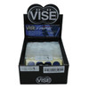 Vise #1 Pre-Cut Hada Patch Tape Blue Number 1 is Blue (Slick/quick release) 12 INDIVIDUAL PACKETS EACH CONTAINING 40 PIECES