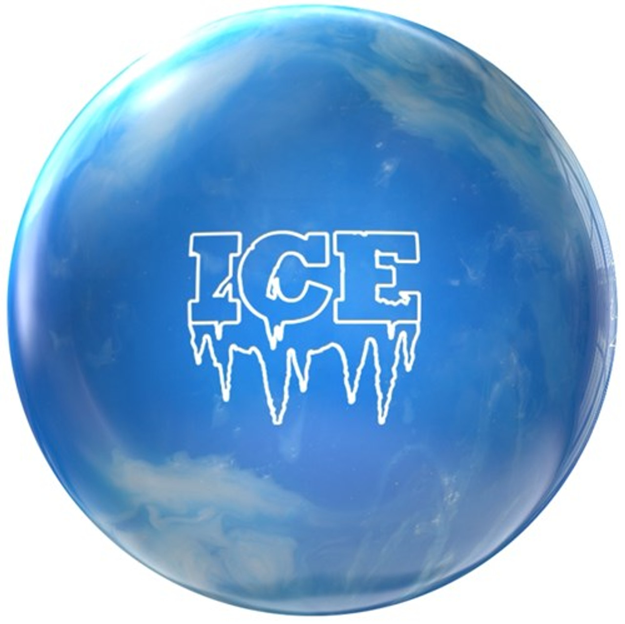 Ice Bowling Bluewhite Storm Free Shipping Ball Nw0Ovm8n