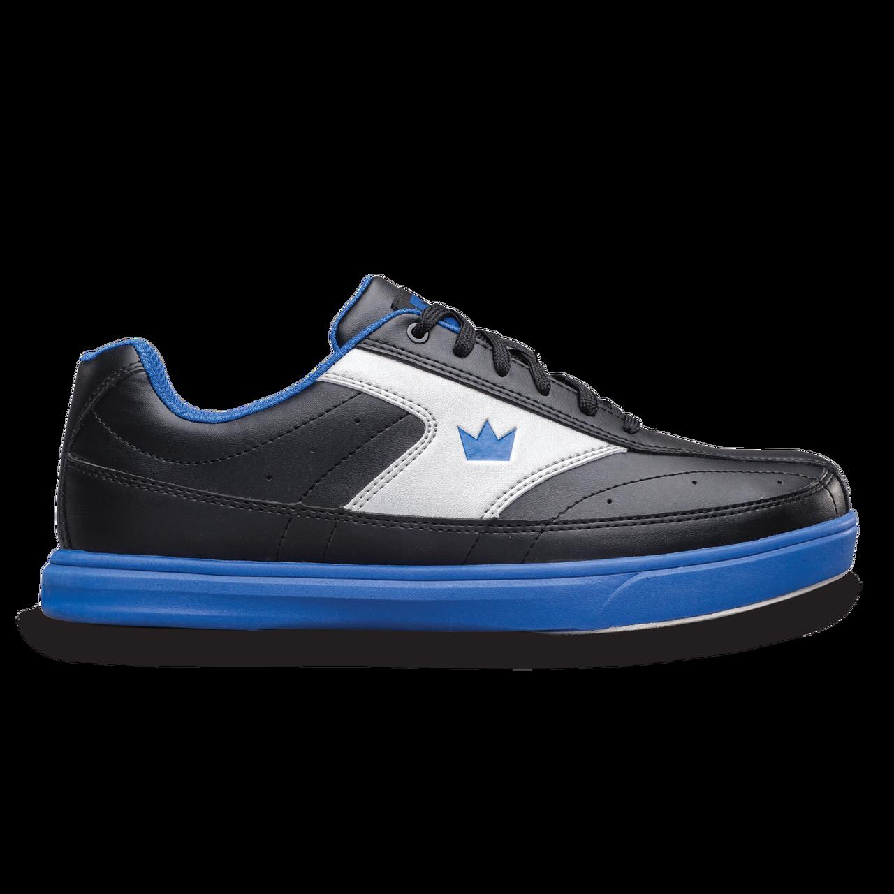 7fae8eeadb Brunswick Renegade Mens Bowling Shoes Black/Royal