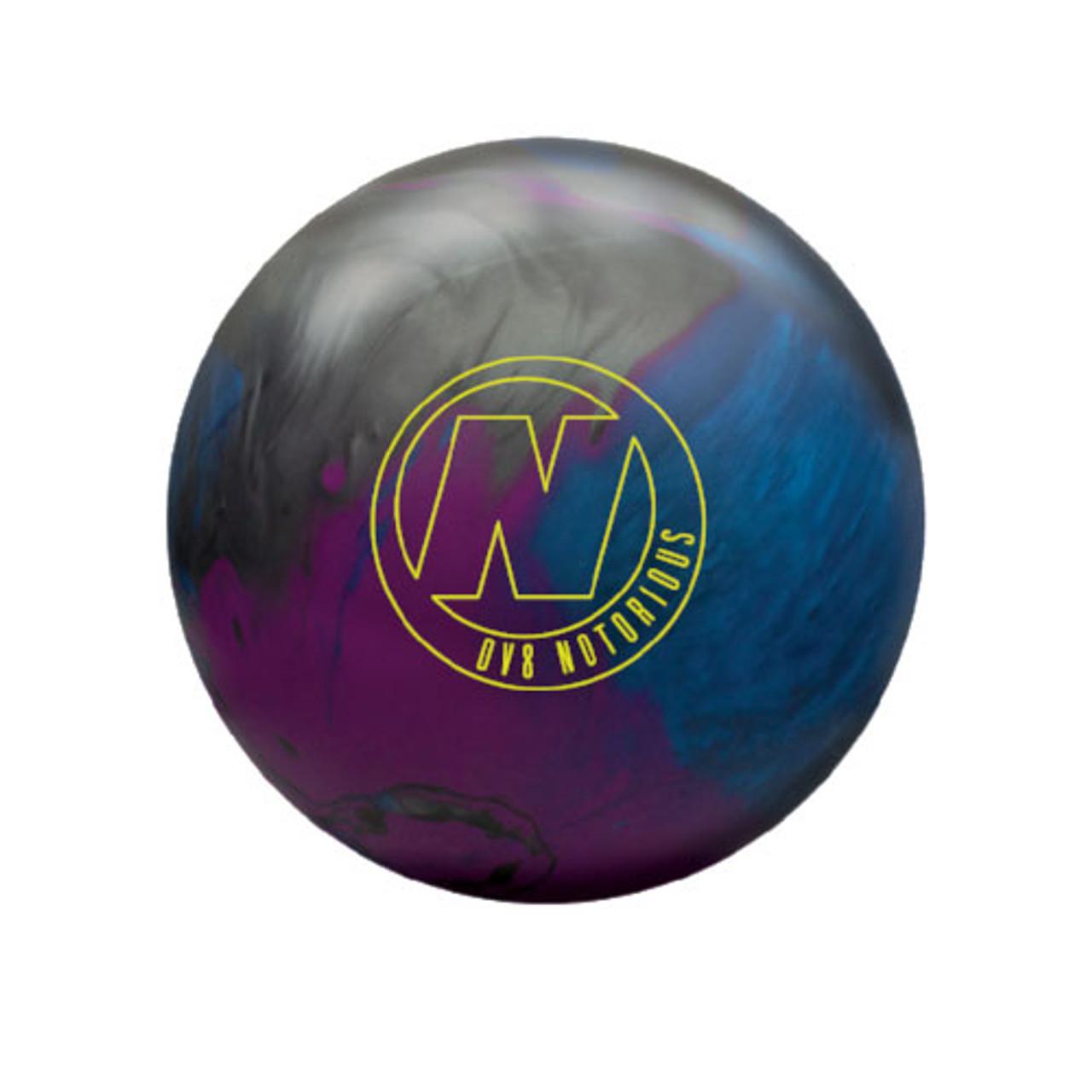 DV8 Notorious Bowling Ball